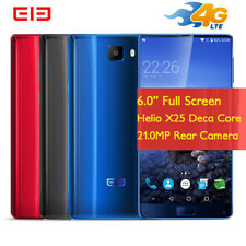 64GB+4GB Elephone S8 6.0'' All-Screen 4G Smartphone Android 7.1 Deca Core Handy