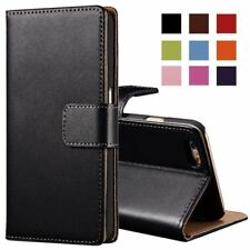 Flip Wallet Case For iPhone 6 6S Plus With Card Slot Kickstand Phone Case