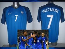 France Nike BNWT Adult M L XL Griezmann Pogba Payet Soccer Shirt Jersey New Top
