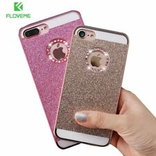 Shiny Case For iPhone 5 5S SE 4 4S 6 6s 7 Plus Phone Cover