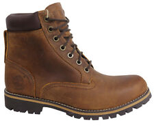 Timberland Earthkeepers RESISTENTE 15.2cm Impermeable Marrón Botas hombre a17ck