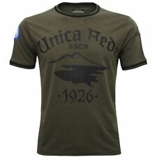 wuam t-shirt unica fede verde africa ssc napoli