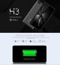 "6000mah Cubot H3 Libre 4g Smartphone 5"" Android 7.0 Quad-core 3g+ 32gb 13mp EU"