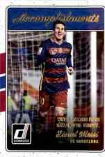 Accomplishments - Panini Donruss Soccer 2016-17