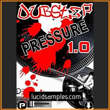 Dubstep Pressure 1.0 - Over 650 Wav Samples for Dubstep Producers