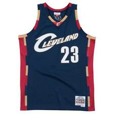 Mitchell & Ness LeBron James #23 CLEVELAND CAVALIERS 2008-09 swingman nba maglia