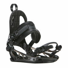 K2 Snowboard Bindings - Cinch TC - Rear Entry, All-Mountain, Step-in - 2018