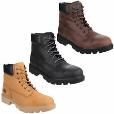 TIMBERLAND PRO CABALLETE Impermeable Seguridad Botas para hombre