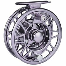 KastKing Kobuk Fly Fishing Reel with Large Arbor, CNC machined T6061 Aluminum A
