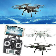 RC Drone X53  FLYRC 720P HD Camera Quadcopter WiFi FPV Live Helicopter  Pro