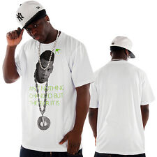 "Rocawear "" Hova "" T-SHIRT UOMINI RAGAZZI Time Is Hip Hop Money URBAN STILE Wear"