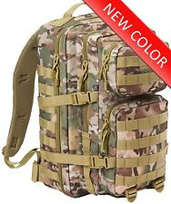SAC A DOS 40 L. BRANDIT ARMY US COOPER ASSAULT II - CAMOUFLAGE TACTICAL MULTICAM