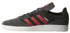 Adidas Busenitz Casual Low Lace Up Suede Mens Grey Skate Shoes Trainers UK6