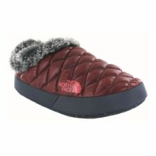 The North Face Pantuflas Thermoball Tent Mule Faux Fur IV Granate