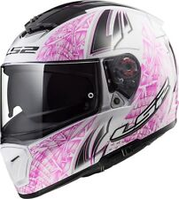 LS2 contactos RUMBLE Casco de moto integral