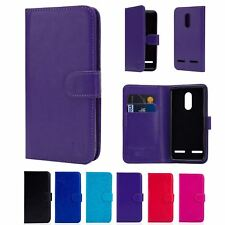 32nd Book Series – Synthetic PU Leather Flip Wallet Case Cover For Lenovo K6