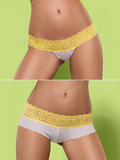 Obsessive Damen Shorties + String Duopack
