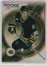 2003 Upper Deck Trilogy #162 Antoine Vermette Ottawa Senators Rookie Hockey Card