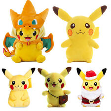 Anime Japonais POKEMON Animal Pikachu Peluche rembourré Enfants Jouets Ourson