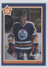 1982-83 Neilson Cookie Bar #13 Wayne Gretzky Edmonton Oilers Hockey Card