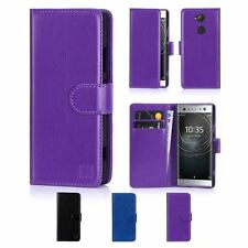 32nd Book Series – PU Leather Flip Wallet Case Cover For Sony Xperia XA2 Ultra