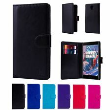 32nd Book Series – Synthetic PU Leather Flip Wallet Case Cover - OnePlus 3 & 3T