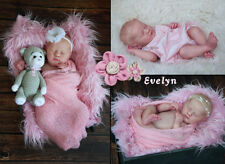 ❤️ Custom Made Reborn Doll from EVELYN Realborn kit 8 WEEKS