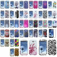 Design Hard Snap-On Case Cover Accessory for Samsung Galaxy S III S3 P