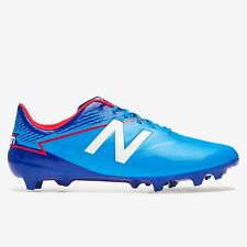 New Balance Furon 3.0 Dispatch Scarpe da Calcio FG Terreni Compatti Blu Uomo