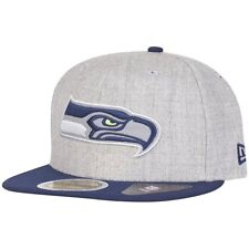New Era 59FIFTY NFL Reflective Heather Seattle Seahawks Fitted Cap