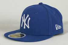 NEW ERA Casquette - Enfants - K 5950 MLB Ligue Basic Neyyan Royal / blanc - Bleu
