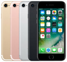 Apple Iphone 7 32gb, 128gb, 256gb Nero Argento Oro Rosa Jet Nero Diamante Rosso