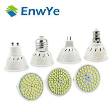 E27 E14 MR16 GU10 lampadina LED 110V 220V LUCE A FARETTO 48 60 80 2835 SMD