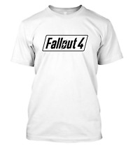 Fallout 4 Logo gaming t-shirt tee shirt tshirt 25 colors All Sizes