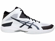 New ASICS New Men's VOLLEY V-SWIFT FF MT Volley Ball Shoes Black White Authentic