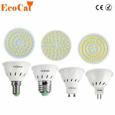 LUCE A LED E27 220V 5730 5050 SMD 2835 LED FARETTO GU10 lampadina LED E27 MR16