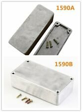 1590A / B Style Aluminum Stomp Box Effects Pedal Enclosure For Guitar Hotsell Y7