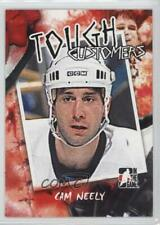 2005 In the Game Enforcers Tough Customers #TC-CNE Cam Neely Boston Bruins Card