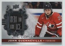 2017 Upper Deck Canadian Tire Team Canada #158 Heir to the Ice John Quenneville