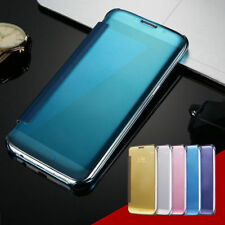 Funda Coque De Móvil Espejo Retrovisor Flip Case Cover For Xiaomi Redmi Note 4X