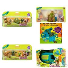 Scooby Doo Goo Buster Mystery Machine- Mystery Solving Crew- Pirates Figures 5Pk