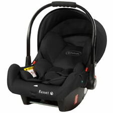 Baby Safe Basset Group 0+ Baby Car Seat & ISOFIX BASE Birth To 15 Months 0-13kg