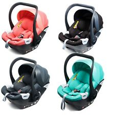 Baby Safe YORK iSize Group 0+ Car Seat & ISOFIX BASE Birth To 15 Months 0-13kg