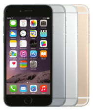 Apple Iphone 6 16gb, 32gb, 64gb, 128gb, Gris Espace, Argent, or - Wow