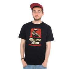 Chinese Man  - Groove Sessions T-Shirt Black
