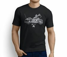 Road Hogs Harley Davidson Road Glide Special inspired Motorcycle Art T-Shirt