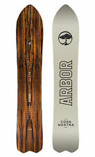Arbor Snowboard - Cosa Nostra - Powder, Surf style, Backcountry - 2018