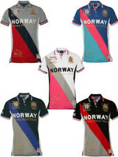 Geographical Norway Uomo Golf Polo CAMP Maglia in S-XXL NUOVO + conf. orig.