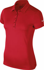 Nike Golf Womens Victory Solid Polo - 4 Colours