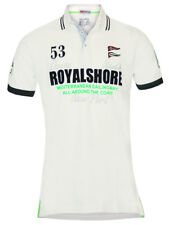 Geographical Norway uomo design CAMP POLO Kiva Bianco